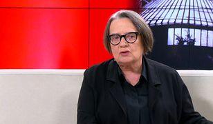 Agnieszka Holland i Anne Applebaum odznaczone przez prezydenta Ukrainy