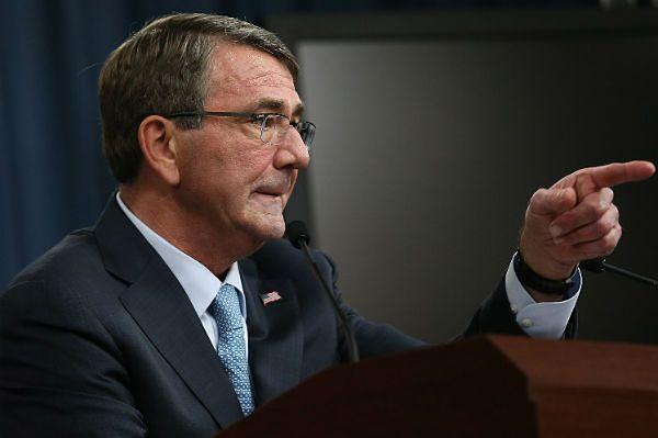 Szef Pentagonu nie wykluczył wysłania dalszych żołnierzy do Syrii