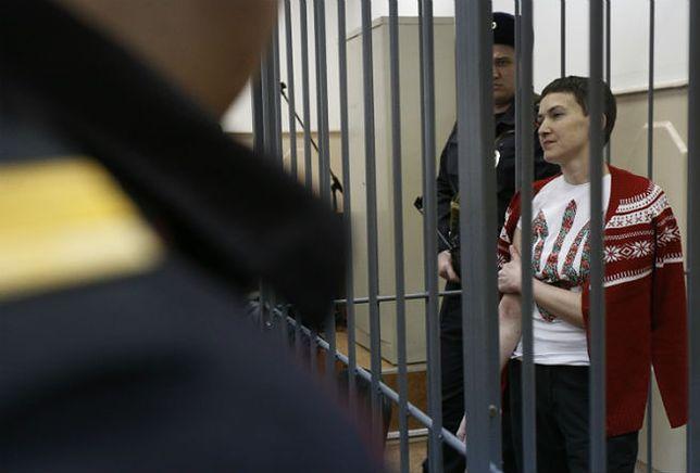 Sąd nad Sawczenko jak bitwa o Ukrainę