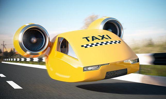 Airbus pracuje nad powietrznymi taksówkami