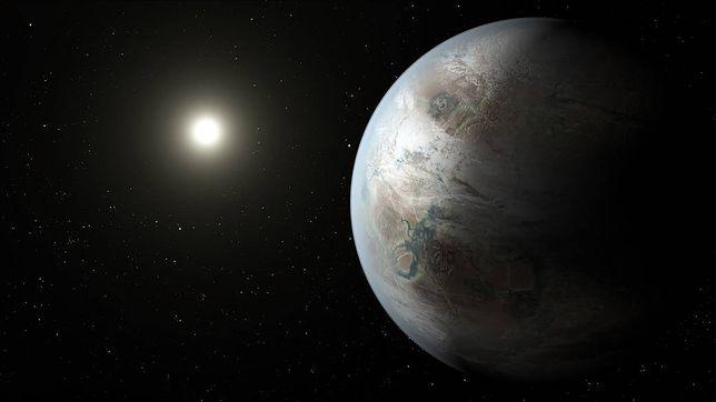 Relacja z konferencji NASA poświeconej nowemu odkryciu