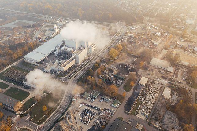 Raport GZM dot. jakości powietrza