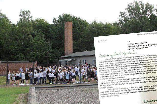2 września, obchody 80. rocznicy pierwszego transportu więźniów do obozu koncentracyjnego Stutthof