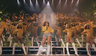 Wpadka na koncercie Beyonce w Polsce. Gwiazda musiała schodzić ze sceny po drabinie