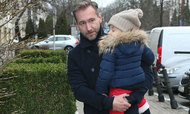 Piotr Kraśko pokazał piękną córkę. Fani zachwyceni