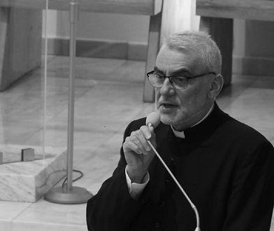 Leszek Surma nie żyje. Ksiądz-dziennikarz miał 57 lat