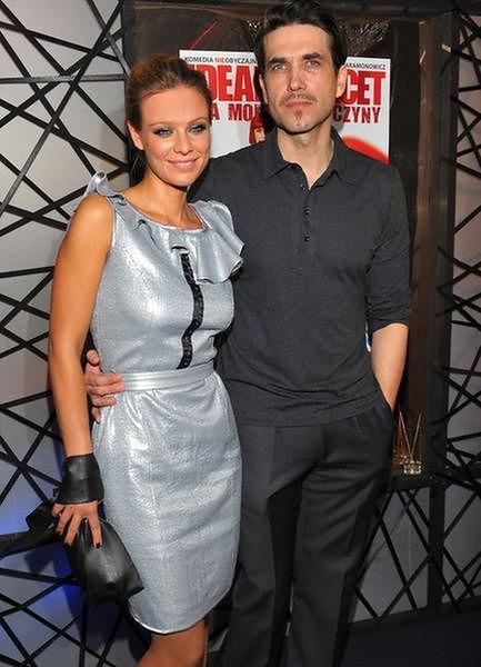 Magdalena Boczarska i Marcin Dorociński