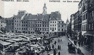 Warszawa w 1913 roku [ZDJĘCIA]
