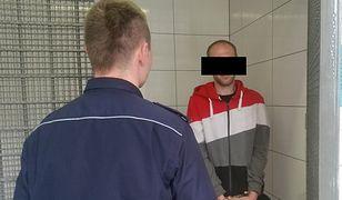 Złodziej rowerów z Mokotowa zatrzymany