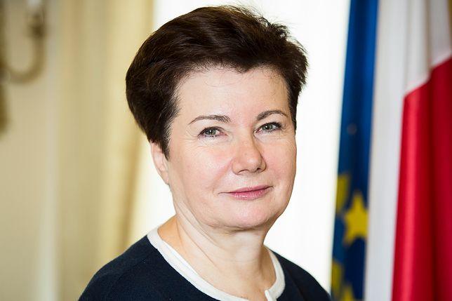Hanna Gronkiewicz-Waltz odpowiedziała Romanowi Giertychowi