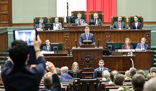 Prezydent Andrzej Duda wykorzystał Zgromadzenie Narodowe do autopromocji, uderzenia w opozycję i przypodobania się PiS.