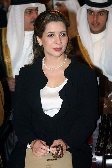 Haya Bint Al Hussein (córka króla Jordanii, Husajna I)