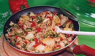 Ryżowe pola pod Mediolanem - jak robi się risotto?