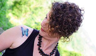 Tatuaż motyl to piękny symbol, który może być trwałą ozdobą kobiecego ciała
