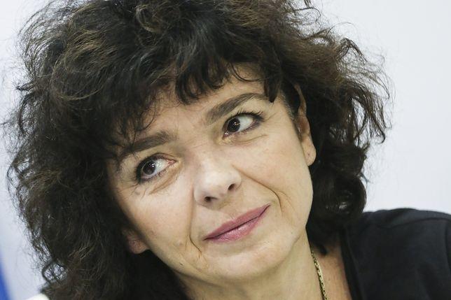 Katarzyna Grochola szczerze o sytuacji w kraju