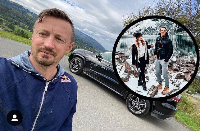 Adam Małysz przygotowuje się do ślubu córki.