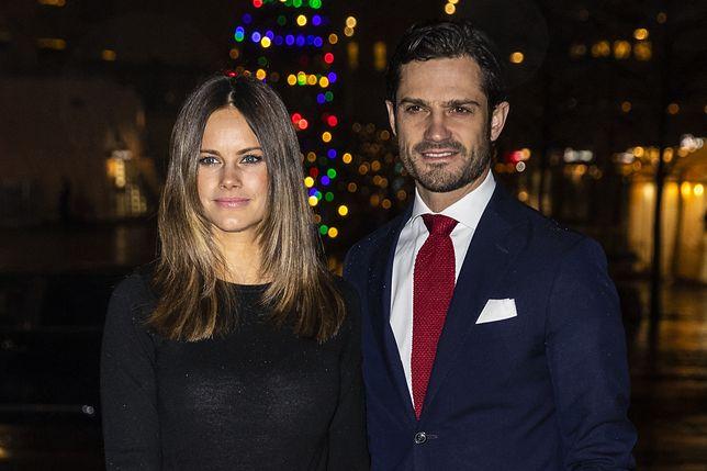 Szwedzka księżna Zofia i książę Karol Filip mają koronawirusa