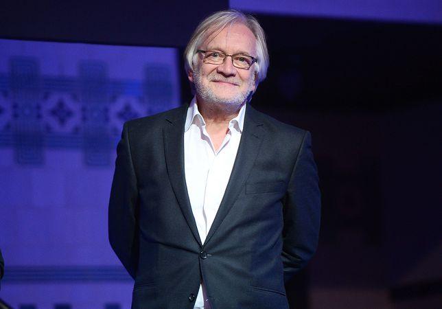 Andrzej Seweryn miał świętować swój benefis na antenie TVP Kultura.