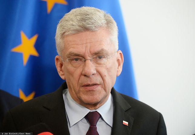 Koronawirus w Polsce, zamieszanie w Senacie. Stanisław Karczewski odpowiada Tomaszowi Grodzkiemu