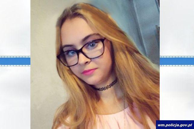 Policja poszukuje 16-letniej Julii Ochockiej
