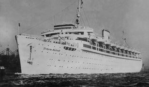 Wrak statku Wilhelm Gustloff. Z dna Bałtyku wyłowiono ciało