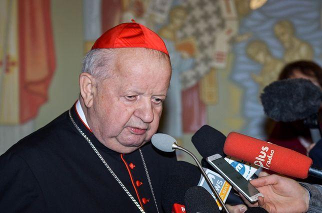 Kardynał Stanisław Dziwisz. Jest ruch prokuratury
