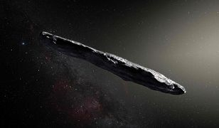 """Błędnie sądzono, że """"Oumuamua"""" jest asteroidą"""