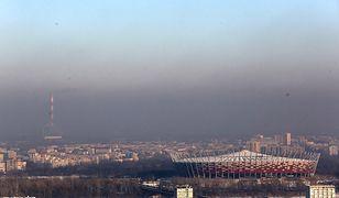 Smog Warszawa - 22 lutego. Sprawdź, jaka jest dziś jakość powietrza w poszczególnych dzielnicach