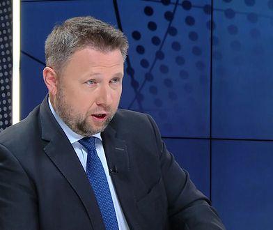 Kpiny z inicjatywy ministra zdrowia Łukasza Szumowskiego. Marcin Kierwiński: to kuriozalne!