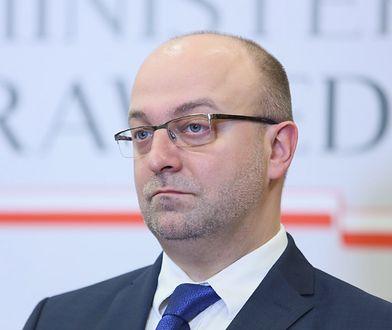 Łukasz Piebiak odszedł z resortu po wybuchu afery hejterskiej
