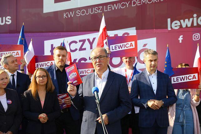 """""""Lewicobus"""" wyruszył w trasę po Polsce"""