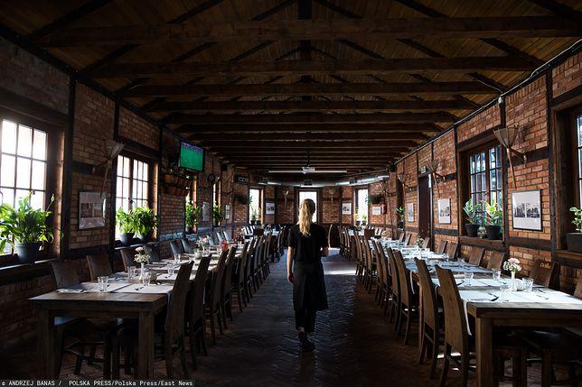 Restauratorzy narzekają na pustki spowodowane koronawirusem