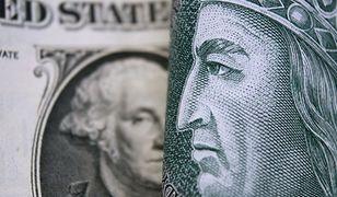 Złoty stracił wobec wszystkich głównych walut