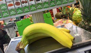 Znaleziona w bananach kokaina była warta 25 mln euro