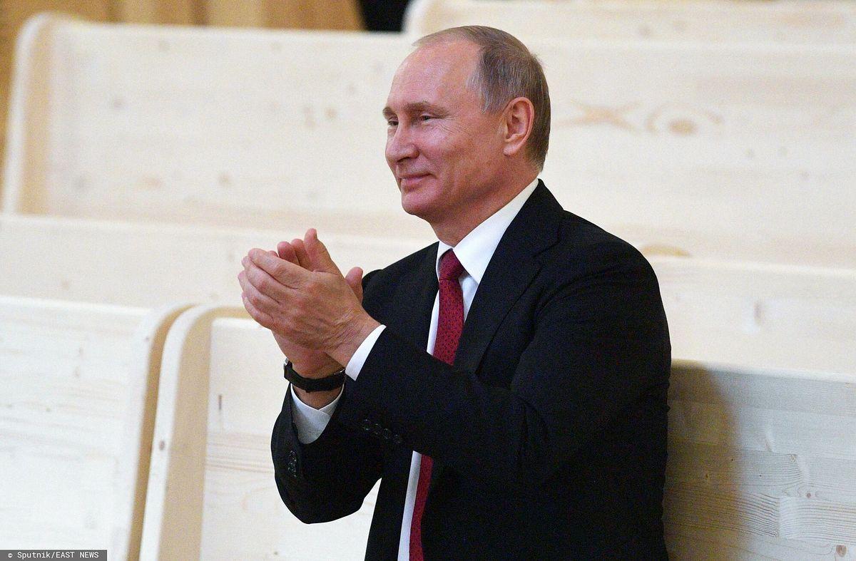 Wybory w Rosji. Władimir Putin znów ma powody do zadowolenia