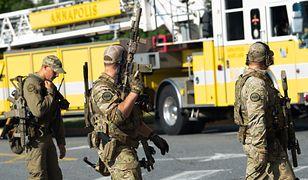 Atak na redakcję gazety. Policja zidentyfikowała zabójcę pięciu osób