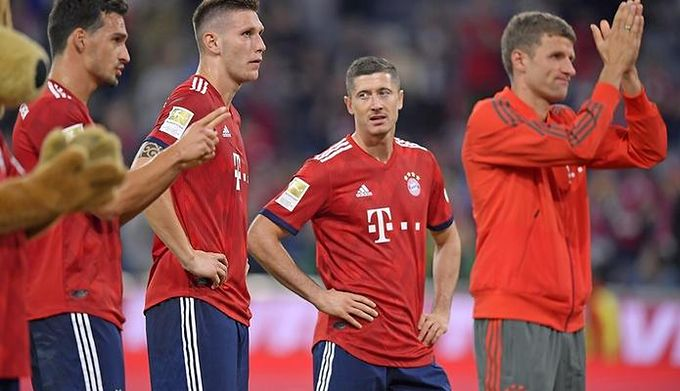 38774a8b1 East News / Norbert Schmidt/Pixathlon/REPORTER/ / Na zdjęciu: Bayern  Monachium
