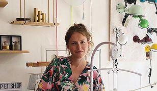 Olga Frycz pokazała wykończony dom. Nie planuje jeszcze pokoju dla dziecka
