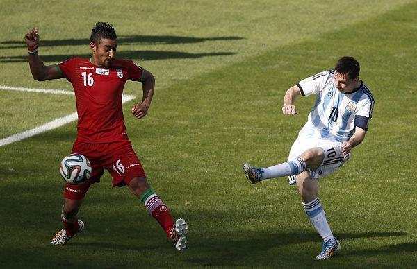 """Dżihadyści ISIL: Messi jest """"Argentyńskim Ojcem Goli"""""""