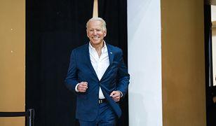 """Koziński: Joe Biden dziś jest przede wszystkim """"anty-Trumpem""""."""