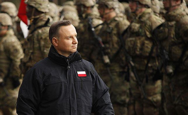 Jakub Majmurek: Prezydent walczy o wojsko