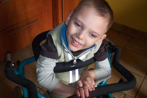 Gdy Robert się uśmiecha, uśmiecha się cały świat