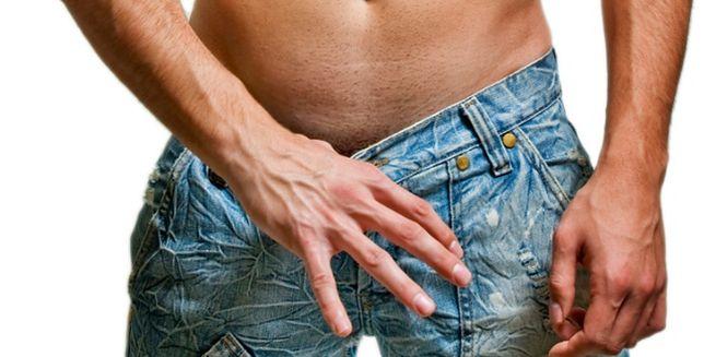 Czy prawdziwy facet goli się w miejscach intymnych?