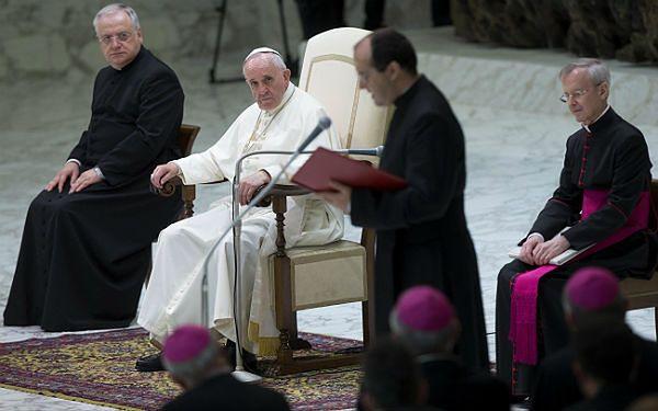 Papież Franciszek o przygotowaniach do Dnia Młodzieży w Krakowie i żałobie w swojej rodzinie