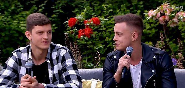 """Krzysztof i Rafał Jonkisz gościli w """"Pytaniu na śniadanie"""""""
