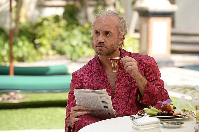 Edgar Razmirez w roli Gianniego Versace