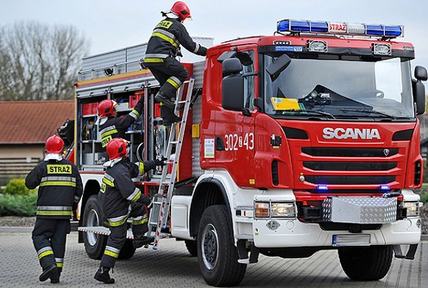 Rekordowy rok dla strażaków
