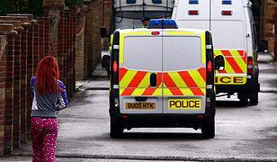 Brytyjska policja zlikwidowała obóz pracy