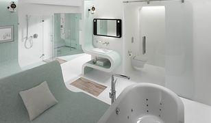 Łazienka w stylu hi-tech. W co ją wyposażyć