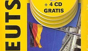 Samouczek języka niemieckiego dla średnio zaawansowanych + 4 CD